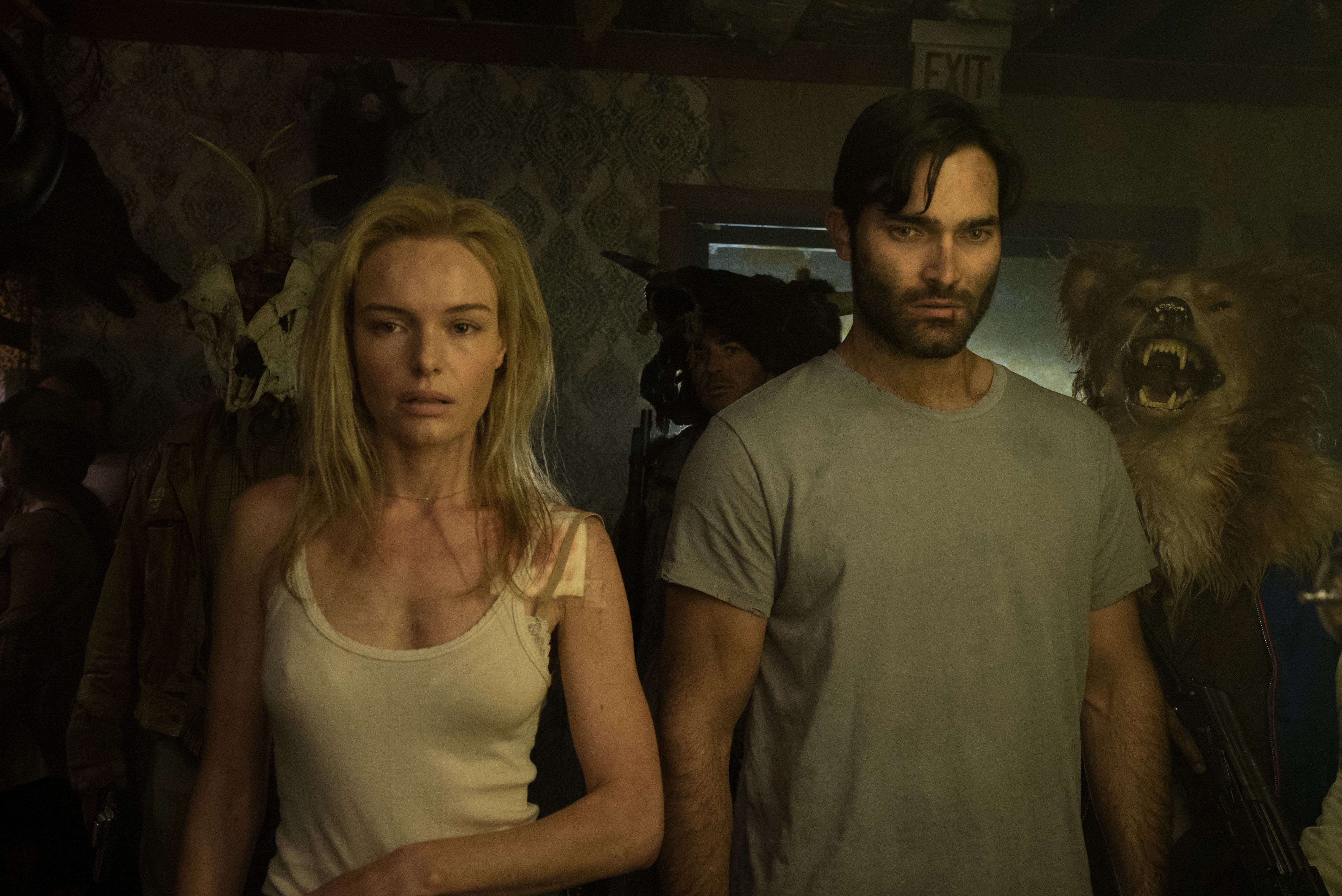 The Domestics High Res - First Look: THE DOMESTICS Starring Kate Bosworth and Tyler Hoechlin