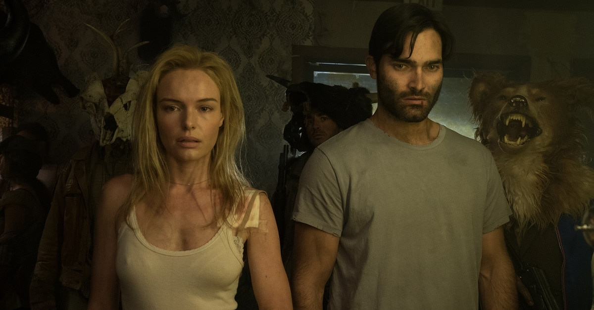 The Domestics - First Look: THE DOMESTICS Starring Kate Bosworth and Tyler Hoechlin