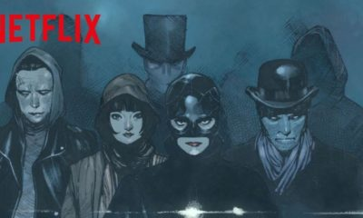 The Magic Order FI 400x240 - Trailer: Netflix and Mark Millar's THE MAGIC ORDER