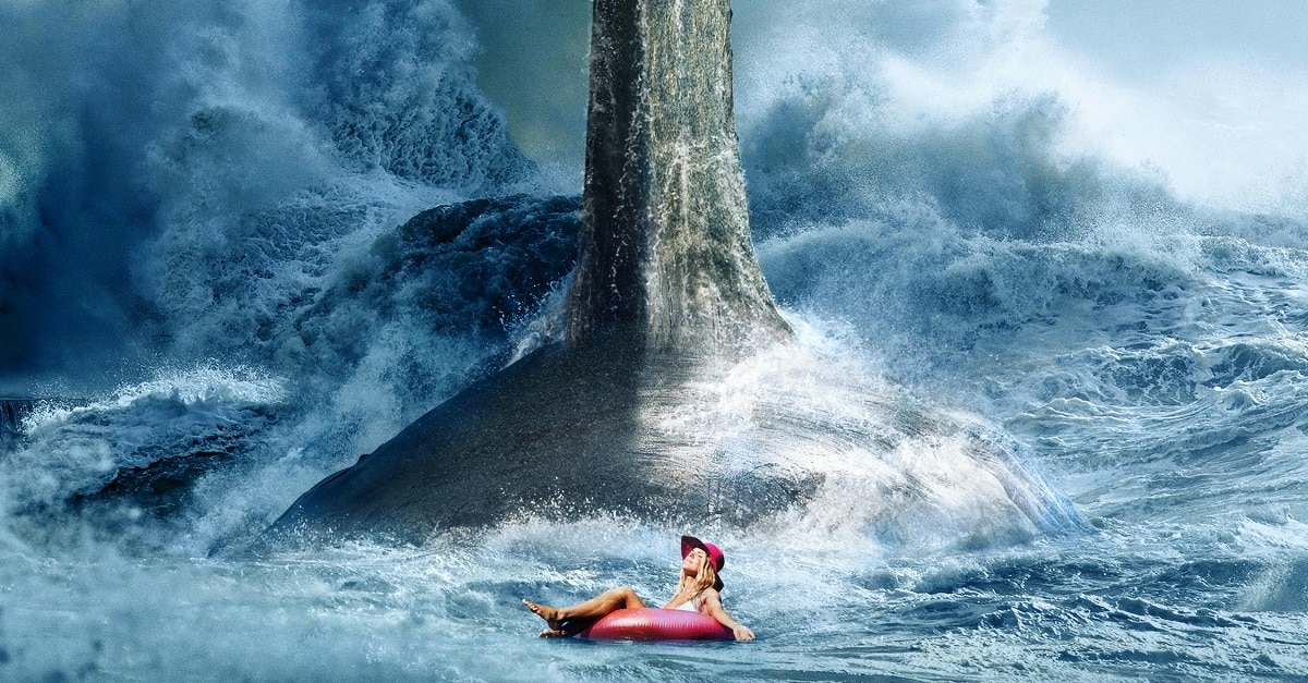 New THE MEG Poster is Made of Nightmares - Dread Central