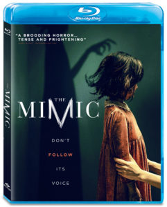 The Mimic 241x300 - THE MIMIC - Exclusive Clip Introduces Us to The Girl