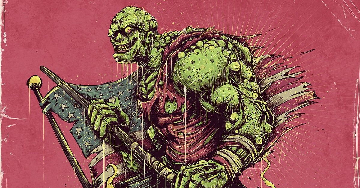 Toxic Gunn - James Gunn Working on THE TOXIC AVENGER 5