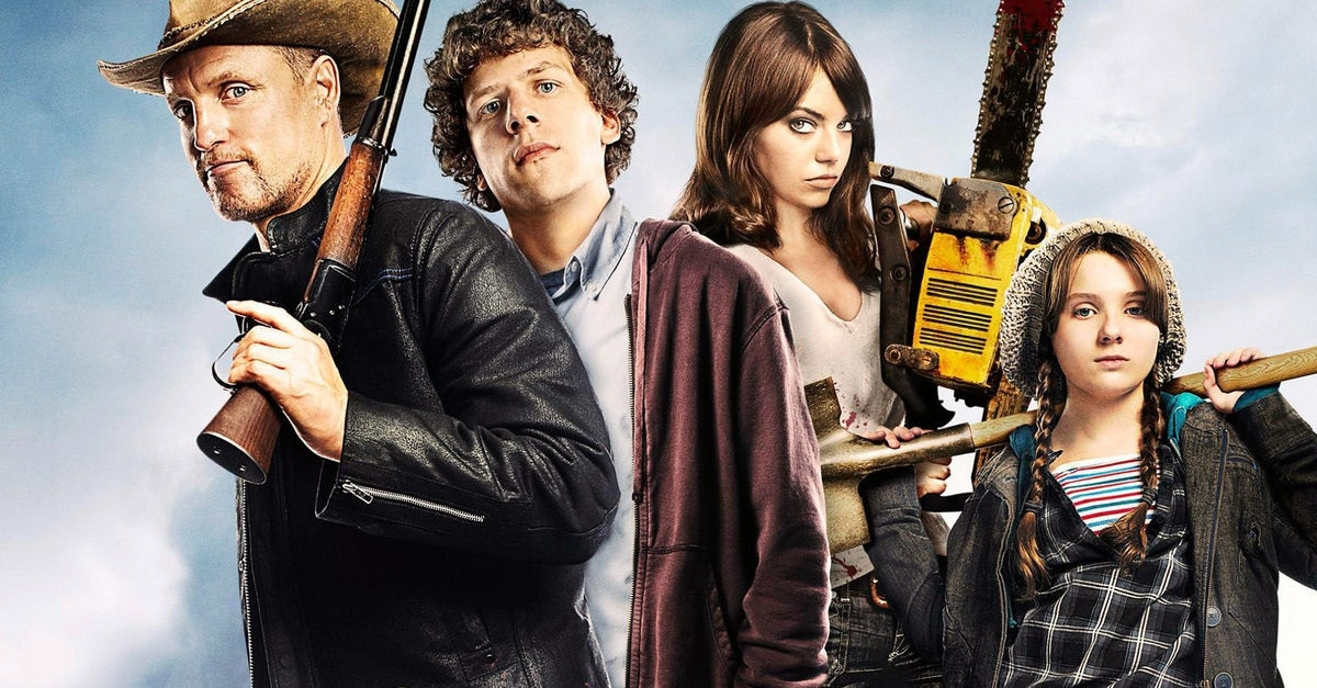 Zombieland 2 - Confirmed: ZOMBIELAND 2 Hits Halloween 2019 with Original Cast