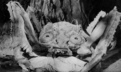 attackofthecrabmonstersbanner1200x627 400x240 - These Publicity Stills and Shots From 1950's Horror Movies Are a Blast From the Past!