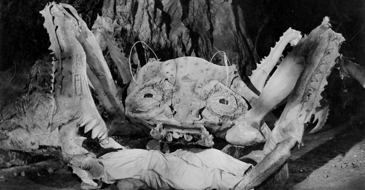 attackofthecrabmonstersbanner1200x627 - These Publicity Stills and Shots From 1950's Horror Movies Are a Blast From the Past!