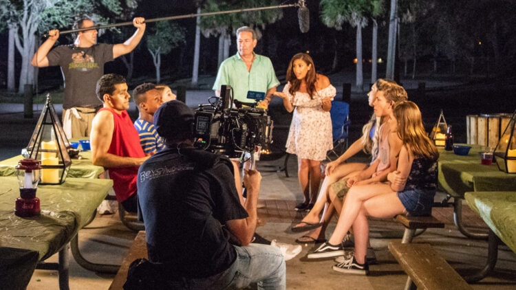 camp twilight s 750x422 - Felissa Rose Takes Us to CAMP TWILIGHT - Exclusive First Look!