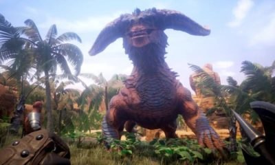 conan exiles monster 1 400x240 - CONAN EXILES Was Censored To Avoid An Adults Only Rating From The ESRB