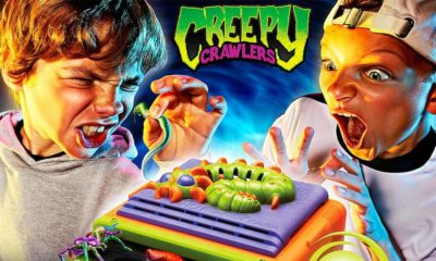 creepycrawlersbanner1200x627 400x240 - Paramount Hoping a Movie Based on the CREEPY CRAWLERS Toy Brand Will Give Viewers Goosebumps