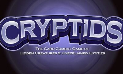 cryptidsbanner 400x240 - CRYPTIDS is the New Board Game of Cryptozoology Combat
