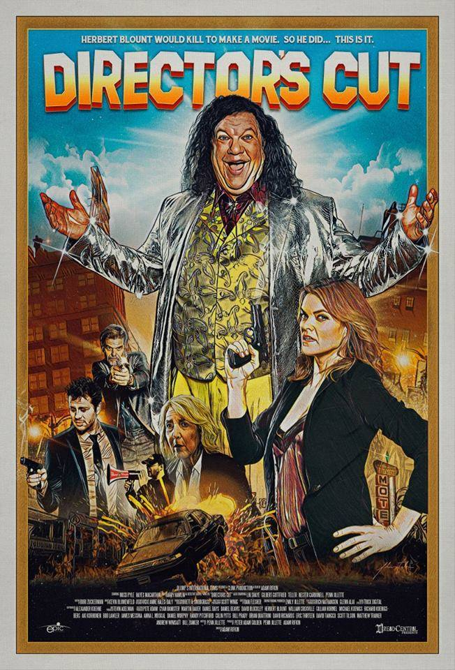 directors cut - Happy Birthday Penn Jillette