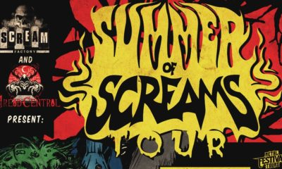 dreadcentralscreamfactorysummerofscreamstour2018banner 400x240 - Dread Central and Scream Factory Present the SUMMER OF SCREAMS Tour: Powerman 5000 and Psychostick Announced