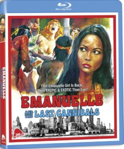 eman blu 250x300 - EMANUELLE AND THE LAST CANNIBALS Blu-ray Review - Savagery & Sexuality From The Master Of Sleaze