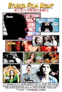 etheria2018poster 202x300 - Exclusive: ETHERIA FILM NIGHT Official Lineup Brings BRIDE OF FRANKIE, C U LATER TUESDAY, and More