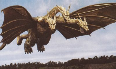 ghidorahbanner1200x627 400x240 - Posters Suggests Ghidorah Coming to GODZILLA Anime