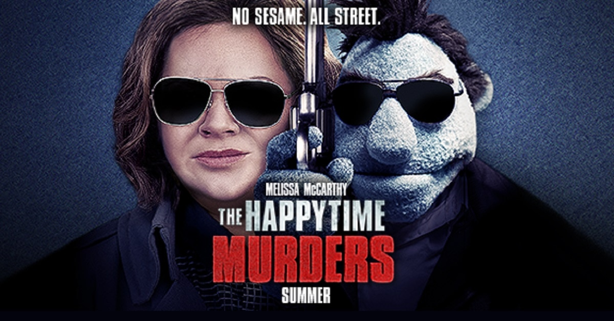 Image result for the happytime murders poster