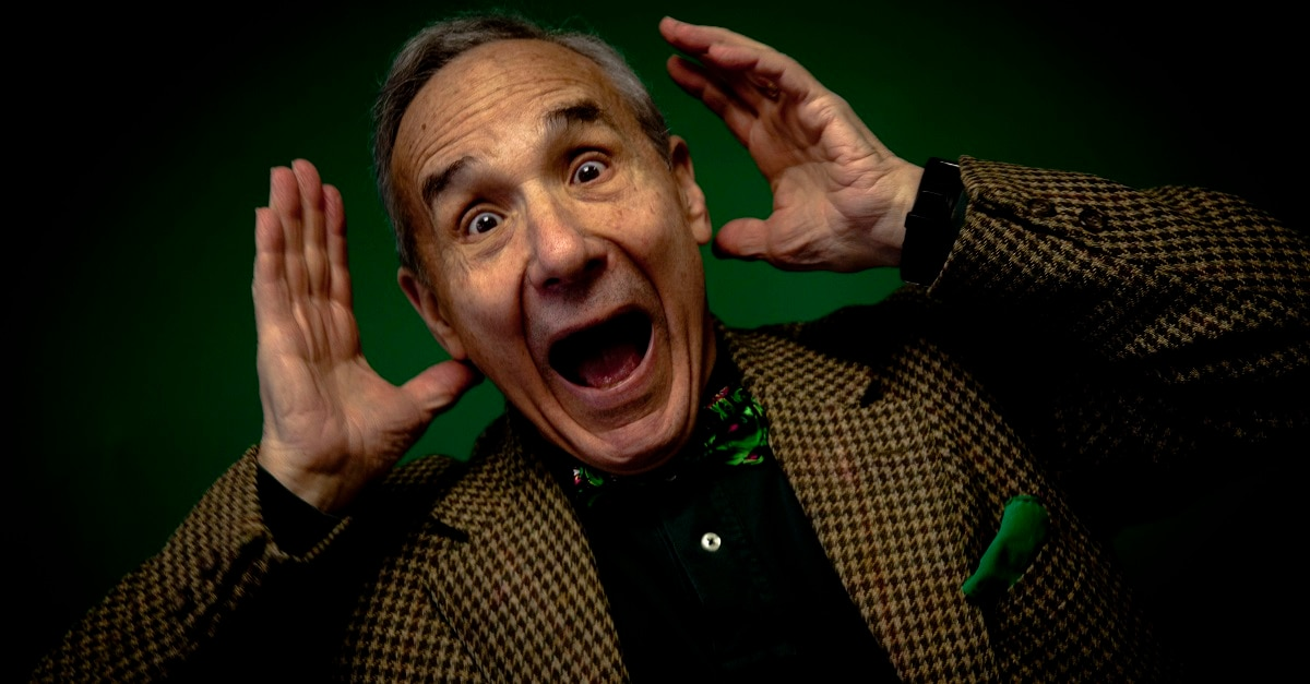 lloydkaufmantromabanner - Lloyd Kaufman Brings Troma to the Streets of London