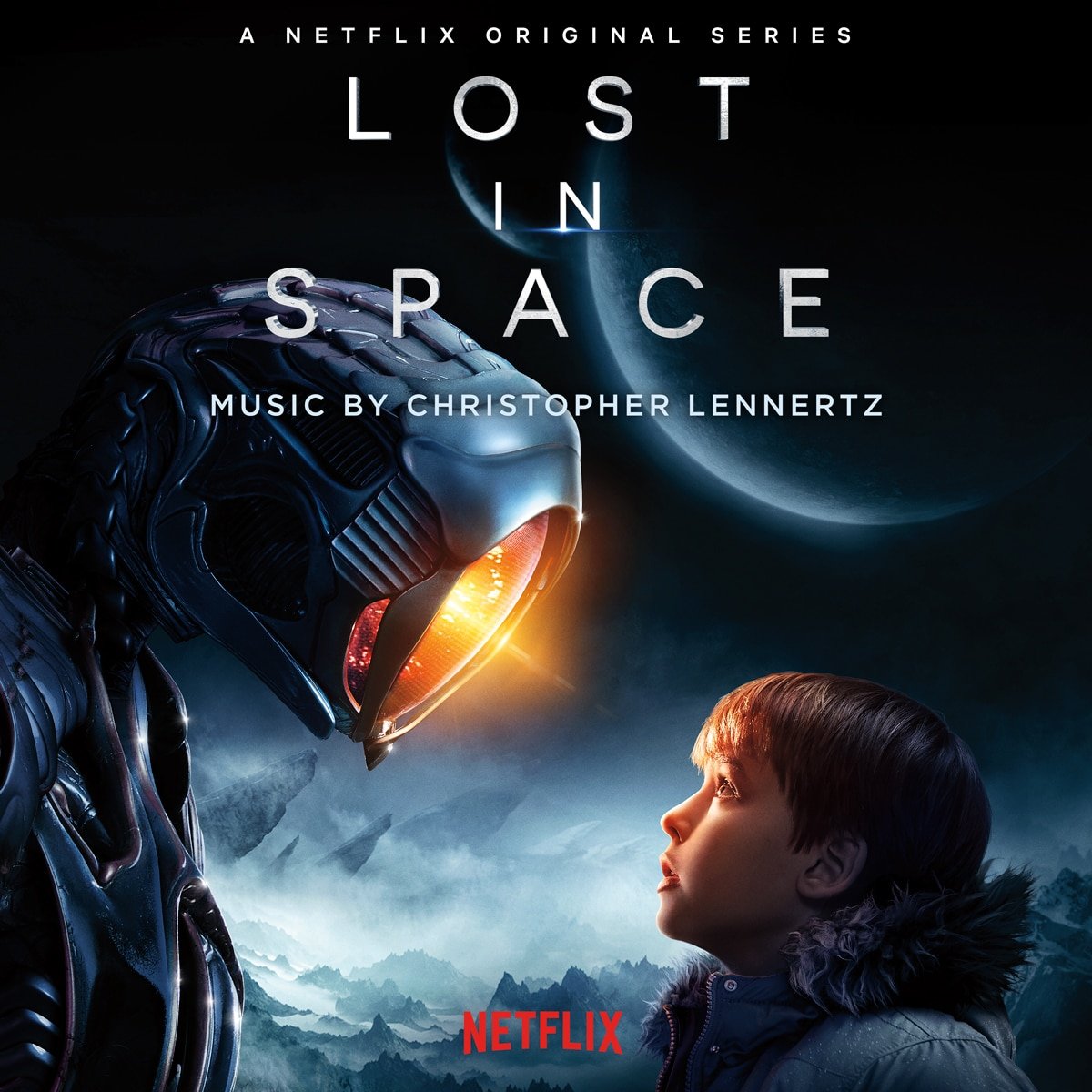 lost in space 1200 - Exclusive: Travel Into the Recesses of Space With This LOST IN SPACE Soundtrack Video