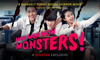 monmonmonmonsters 400x240 - Who Goes There Podcast: Ep 162 - MON MON MON MONSTERS