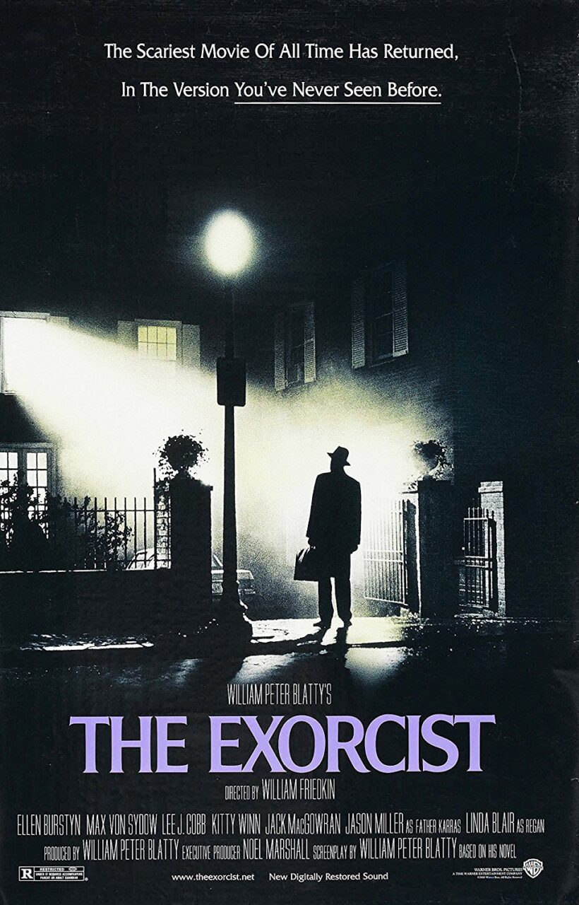 theexorcistposter scaled - New EXORCIST Sequel to Ignore All Other Sequels?