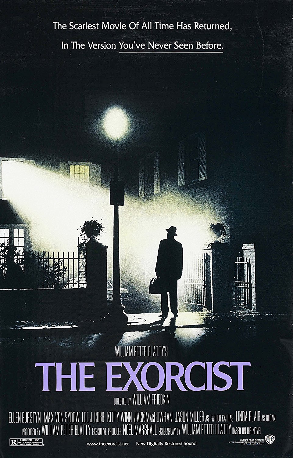 """theexorcistposter - Morgan Creek Promises the New EXORCIST Sequel is """"In Good Hands"""" with David Gordon Green Directing"""