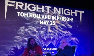 tom and me 400x240 - Horrible Imaginings Podcast 187: Tom Holland Talks Fright Night at The Frida!