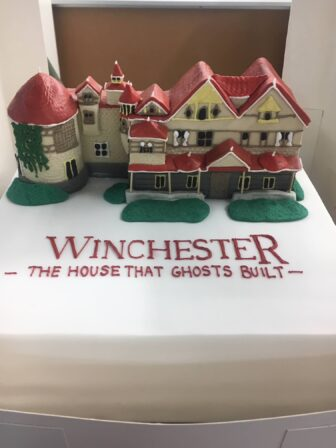 winchester cake 1 336x448 - WINCHESTER Opens Its Doors On Home Video In The UK