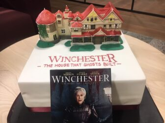 winchester cake4 1 336x252 - WINCHESTER Opens Its Doors On Home Video In The UK