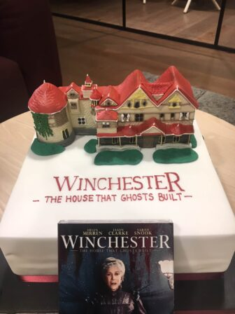 winchestercake6 1 336x448 - WINCHESTER Opens Its Doors On Home Video In The UK
