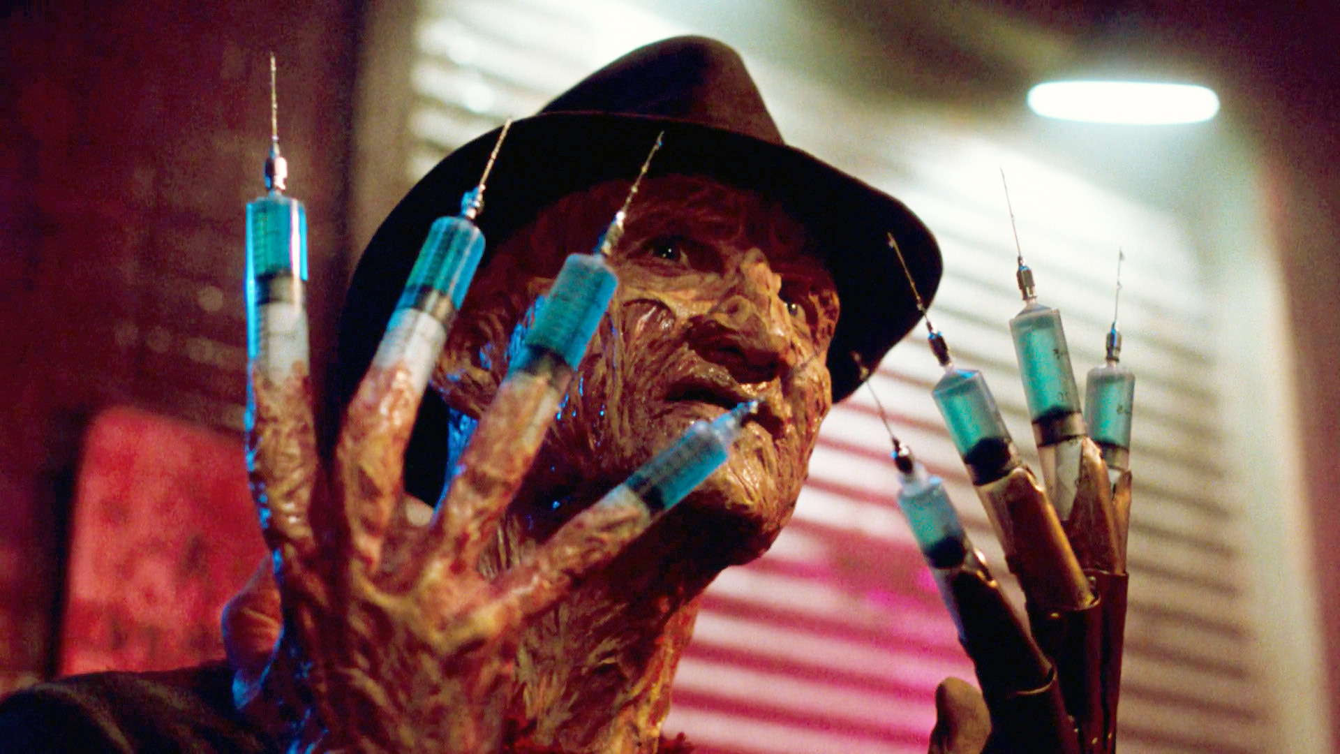 A Nightmare On Elm Street 3 Dream Warriors - Popcorn Frights 2018: World Premiere of First English-Language Cuban Horror Film Leads the First Wave