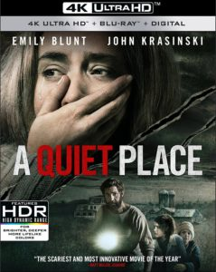 A Quiet Place 239x300 - A QUIET PLACE Whispers a Home Video Release Date