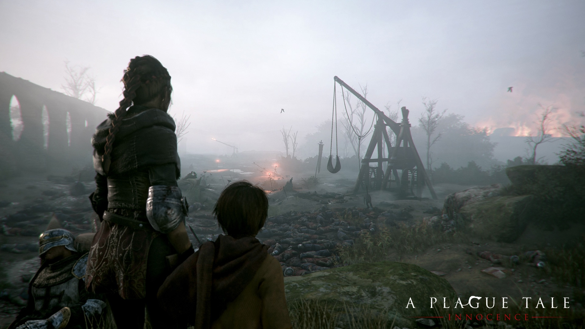 A Plague Tale Innocence 08 - E3 2018: Getting Down With The Sickness In A PLAGUE TALE: INNOCENCE