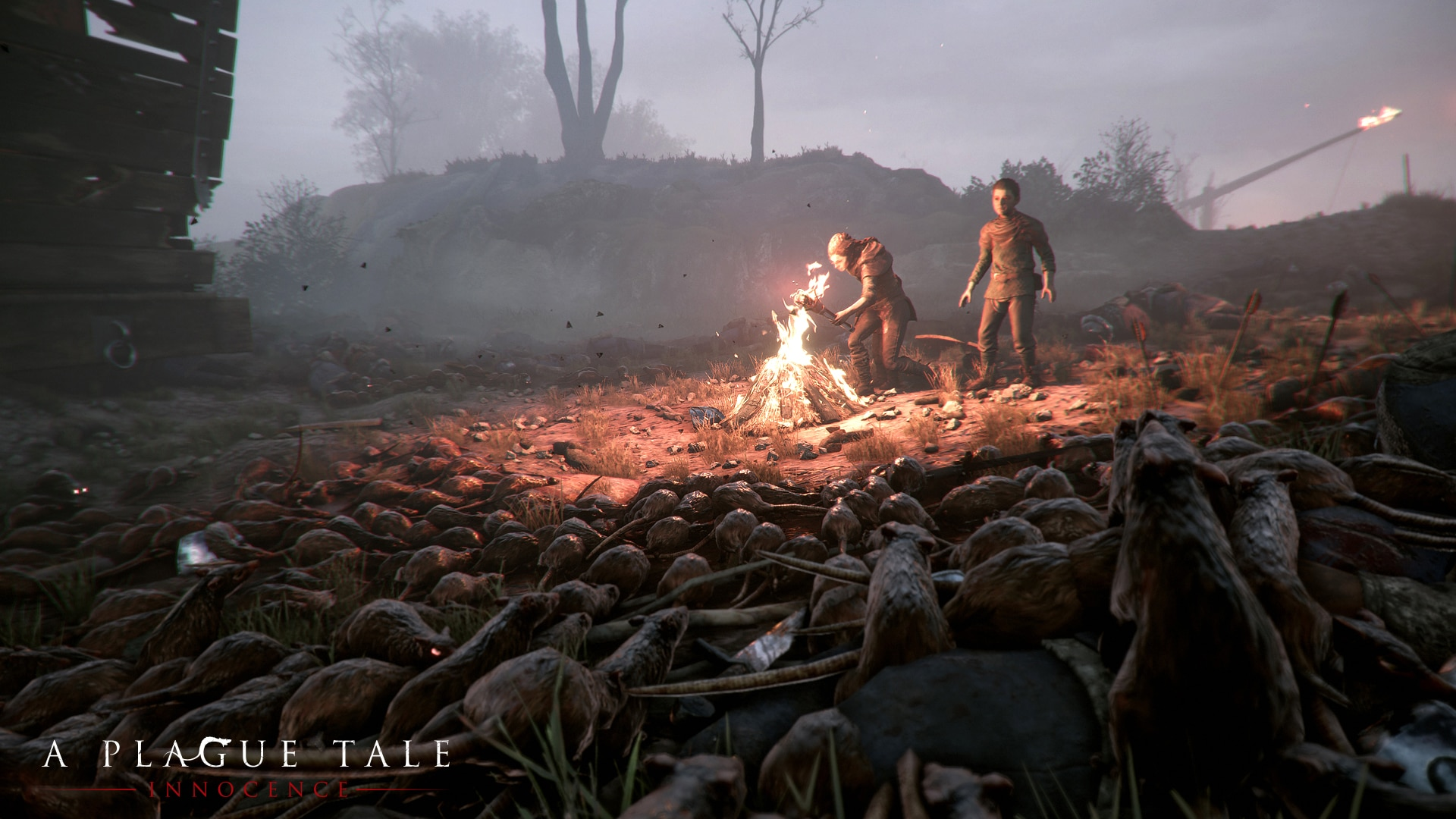 A Plague Tale Innocence 14 - E3 2018: Getting Down With The Sickness In A PLAGUE TALE: INNOCENCE