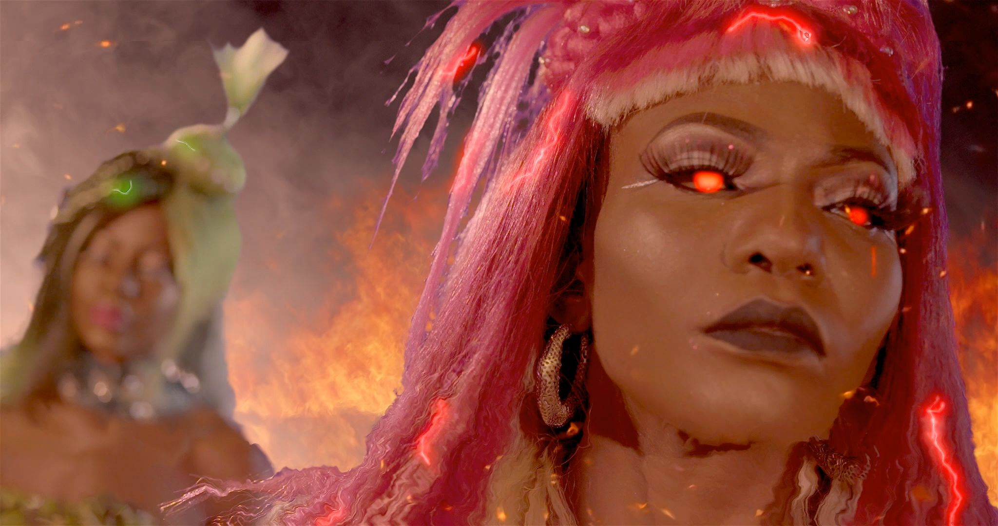 Afromentum hello rain still 13 - Fantasia 2018: Third and Final Wave Brings MANDY, LAPLACE'S WITCH, PUNK SAMURAI SLASH DOWN, and More