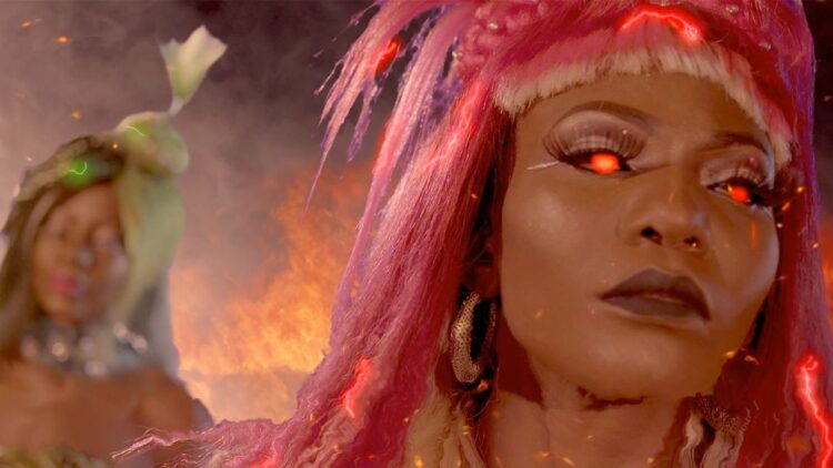 Afromentum hello rain still 13 banner1200x627 750x422 - Fantasia 2018: Third and Final Wave Brings MANDY, LAPLACE'S WITCH, PUNK SAMURAI SLASH DOWN, and More