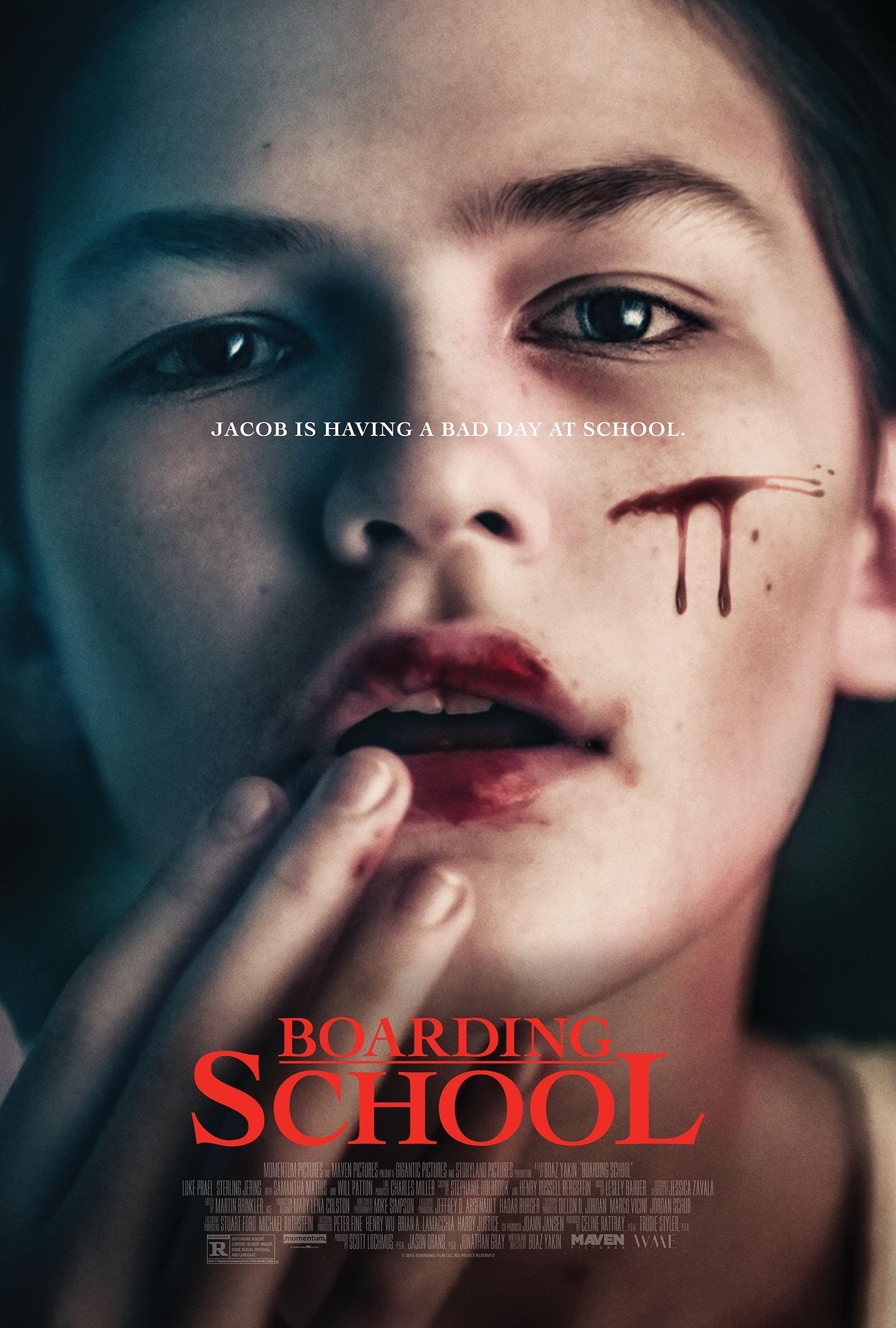 First Look Boaz Yakin S Boarding School Looks Like A Must See Images, Photos, Reviews