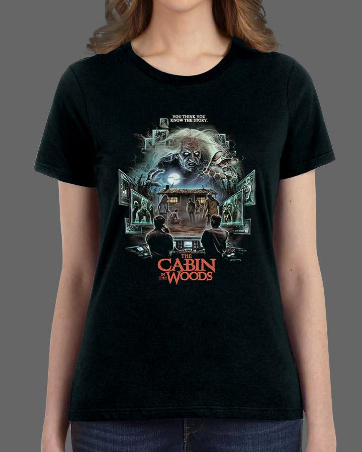 Fright-Rags' CABIN IN THE WOODS Collection Now Available