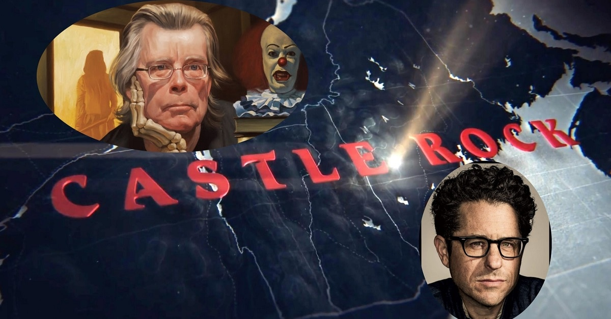 Castle Rock - Hulu's CASTLE ROCK Will Be Filled With Stephen King Easter Eggs