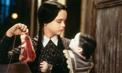 Christina Ricci 400x240 - Would Ricci Return for more ADDAMS FAMILY?