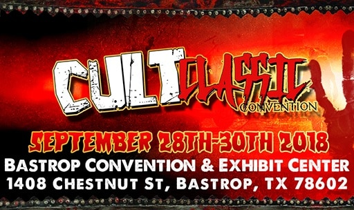 Cult Classic Convention - Dread Central & The Gas Station to Co-Host TERRIFIER Screening at Cult Classic Convention This Month!