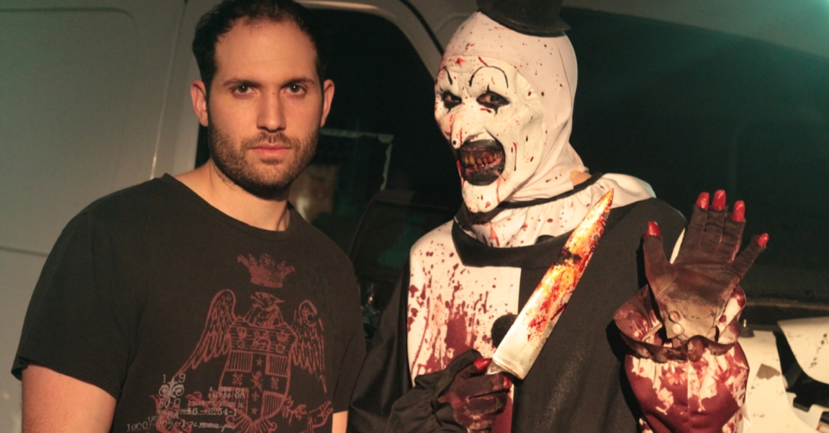 Damien Key Image.001 - Horror Business: The Making of Damien Leone's TERRIFIER
