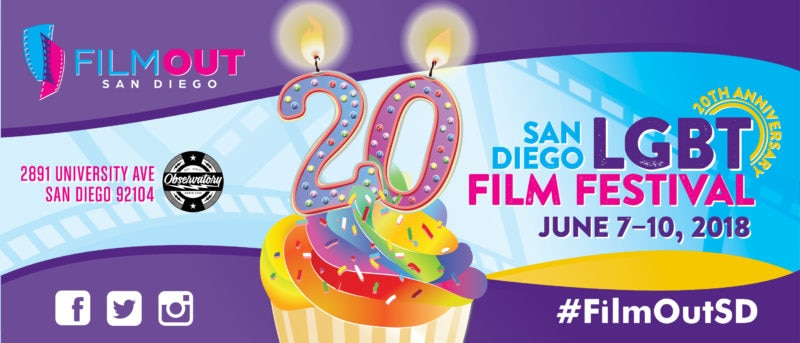 FilmOutSD festivalpagerBanner FilmFestival2018 700x300 e1528240859481 - Horrible Imaginings Podcast 188: Celebrate Pride with LGBTQ Horror Filmmakers!