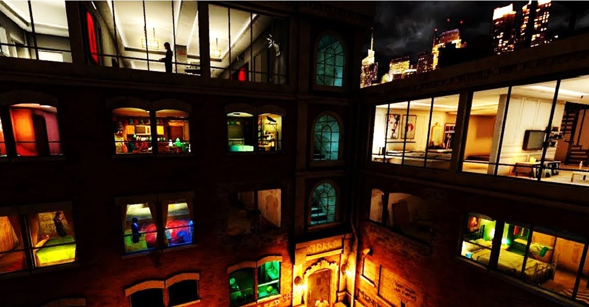 Fire Escape VR Experience - E3 2018: FIRE ESCAPE is a VR Horror Experience Perfect for Old-School Genre Fans