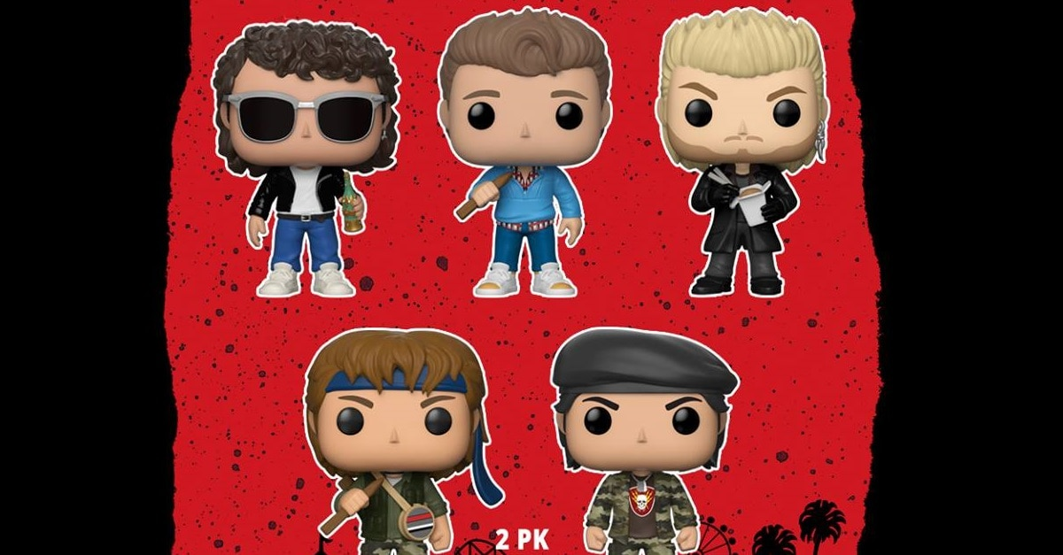 f48e25ff30b Funko The Lost Boys 5 - Funko s THE LOST BOYS Collection Bites Back This  July