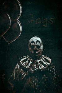 Gags Poster 200x300 - Cineopocalypse 2018: GAGS Review - A Nightmare Inducing Clown Story