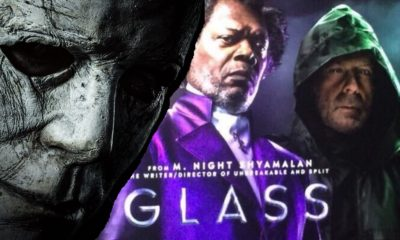 Glass Halloween 400x240 - SDCC 2018: Blumhouse Brings GLASS and HALLOWEEN to Hall H