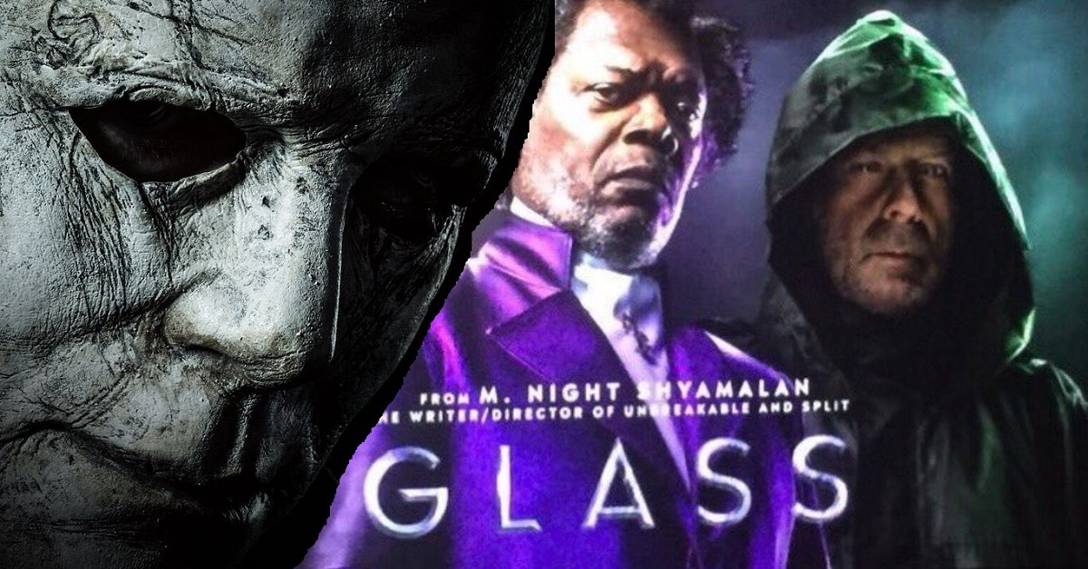 Glass Halloween - SDCC 2018: Blumhouse Brings GLASS and HALLOWEEN to Hall H