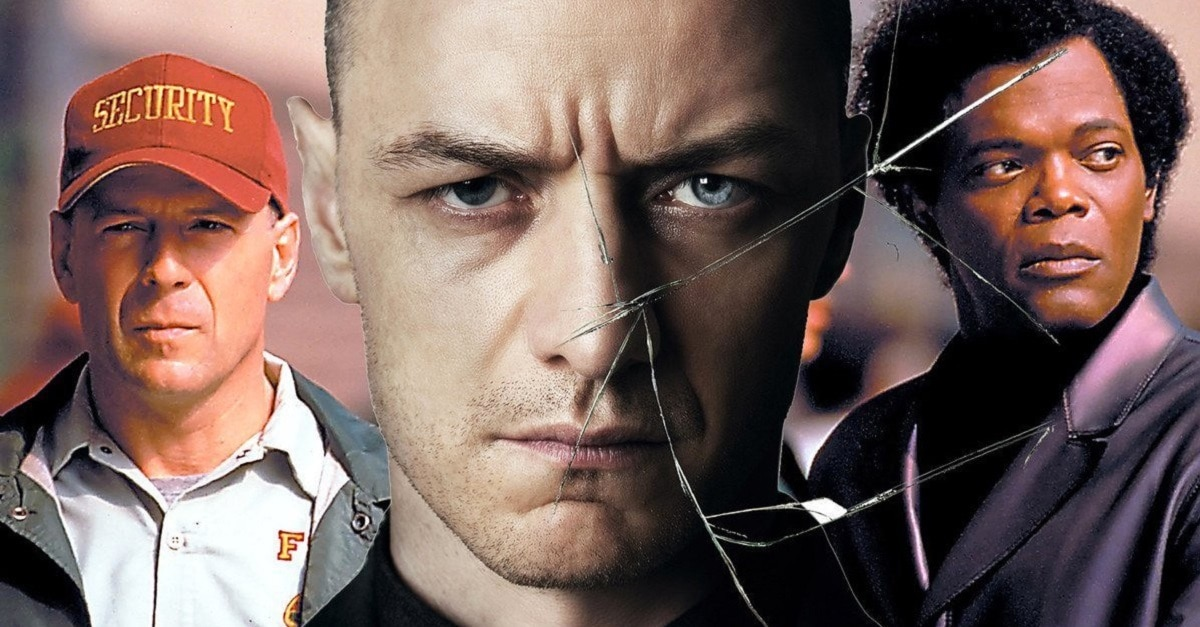 Glass - How Did Jackson Like Working With McAvoy On Shyamalan's GLASS?