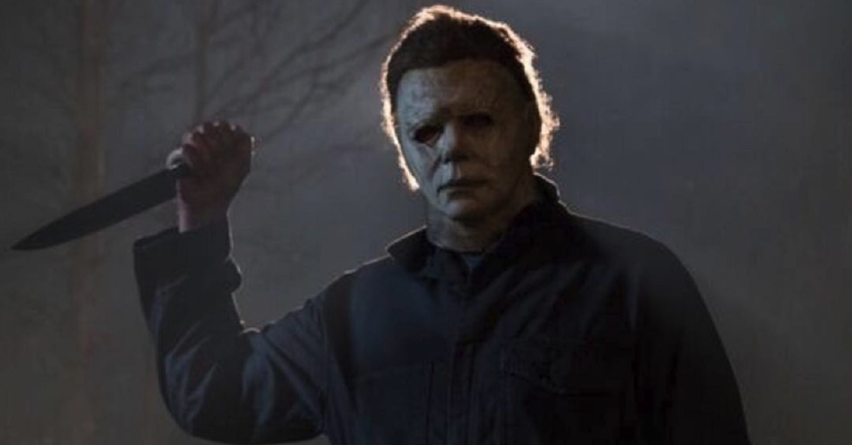 Halloween 1 - Michael Myers Looms Large in New Blumhouse HALLOWEEN Image