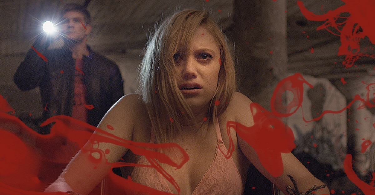 It Follows - IT FOLLOWS Writer and THIS IS AMERICA Director Team for MAN ALIVE