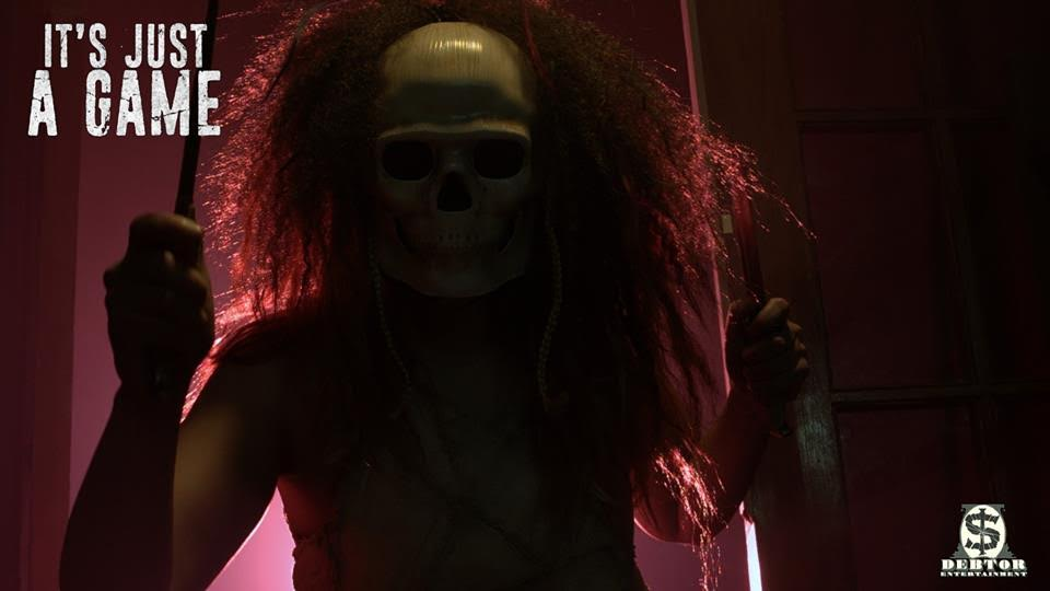 Its Just a Game 1 - First-Look: Paranormal Slasher Thriller IT'S ONLY A GAME